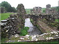 SD2171 : Furness Abbey: Watercourse and Infirmary by Jonathan Thacker