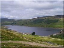 SE0676 : Scar house reservoir. by steven ruffles