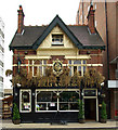 "TQ3090 : ""The Jolly Anglers"" public house, Wood Green by Julian Osley"