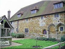 TQ5509 : Michelham Priory, East Sussex by nick macneill