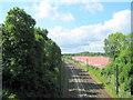 SP0176 : Birmingham/Bristol Main Line, Minus Rover Factory by Roy Hughes