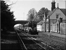 N9831 : Train passing Hazelhatch station by The Carlisle Kid