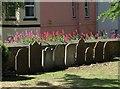 SX9064 : Gravestones, Torre by Derek Harper
