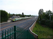 N9831 : Hazelhatch and Celbridge Station by Ian Paterson
