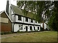 TM1178 : An old timber framed house in Palgrave by Robert Edwards