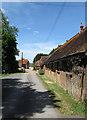 TQ5409 : Former Stables, Clifton Farm by Simon Carey