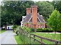 SO5071 : The Gatehouse at Moor Park School by Ian S