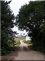 TM2544 : Footpath to Adastral Park by Geographer
