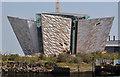 J3575 : The Titanic Signature Project, Belfast (63) by Albert Bridge