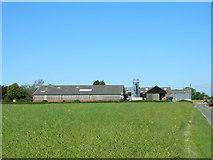 SE7675 : Riverdene Farm by JThomas