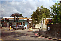 NT1972 : Junction of Manse Road and St John's Road, Corstorphine by Mike Pennington