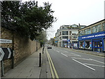 TQ2575 : Putney Bridge to Parsons Green and back via Hurlingham (180) by Basher Eyre