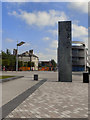 SJ9398 : St Petersfield, Henry Square by David Dixon