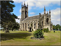 SJ9398 : Church of St Peter, Ashton Under Lyne by David Dixon
