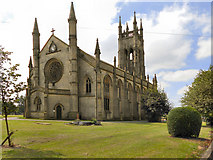 SJ9398 : Church of St Peter, Ashton-Under-Lyne by David Dixon