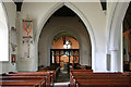 TQ5586 : St Laurence, Upminster - North chapel by John Salmon