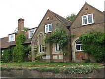 SU7251 : Greywell: Former Methodist church by Dr Neil Clifton