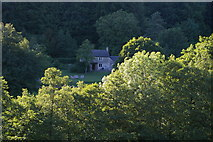SO8910 : Far End, Sheepscombe: Woody's Cottage by Christopher Hilton