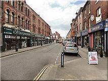 SJ9499 : Stamford Street Central by David Dixon
