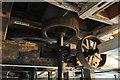 TL4945 : Hinxton Watermill - Stone Nut by Ashley Dace