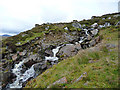 NH1563 : Allt an Tuill Mhoir by John Allan