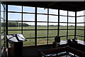 TM1881 : View from the Control Tower Glasshouse at Thorpe Abbotts by Glen Denny