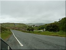 SH7783 : View from Bishops Quarry Road by Dave Spicer