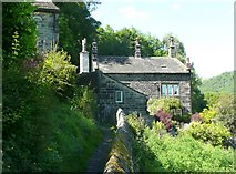 SD9927 : Hollings, Heptonstall by Humphrey Bolton