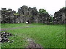 NN1275 : Inverlochy Castle by Nigel Homer