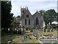 SK8386 : St Helens Church, Lea by Julian P Guffogg