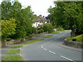 SK3470 : Holymoor Road towards Chatsworth Road by Andrew Hill