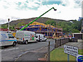 NG4743 : New flats for Portree by Richard Dorrell