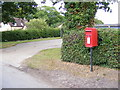 TM1868 : The Street Postbox by Adrian Cable