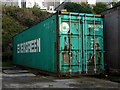J5082 : Shipping container, Bangor by Rossographer