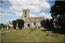 SK6989 : All Saints' church by Richard Croft
