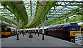 NS1968 : Wemyss Bay railway station by Thomas Nugent