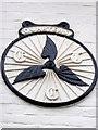 SU5711 : Logo for the Cyclists' Touring Club by Maigheach-gheal