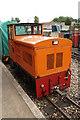 TG1926 : Diesel Shunting Locomotive at Aylsham Bure Valley Railway station by Glen Denny