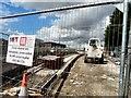 SJ9098 : Metrolink Construction by Gerald England
