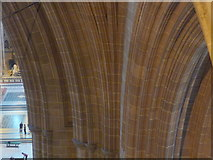 SJ3589 : Liverpool: cathedral curves by Chris Downer