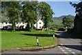 NY2232 : The village green, Bassenthwaite by Bill Boaden