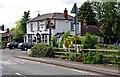 SO8253 : Whitehall Inn (3), Bransford Road, Rushwick by P L Chadwick
