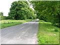 SE7072 : Minor road towards Coneysthorpe by JThomas