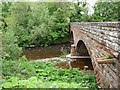 NY3748 : Hawksdale Bridge by Oliver Dixon