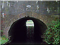 SK0247 : Froghall Tunnel, Staffordshire by Roger  Kidd