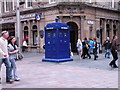 NS5965 : Police Box, Buchanan Street by Keith Edkins