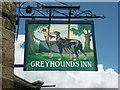 SE2858 : The Greyhounds Inn by Ian S