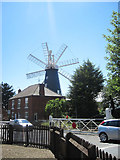 TF1443 : Heckington windmill by John Firth