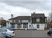 SU9946 : The Parrot Inn (1), Broadford Road, Shalford by P L Chadwick