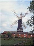 TA0233 : Windmill at Skidby by John Firth